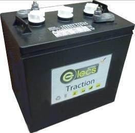 Тяговый аккумулятор BLACK BATTERIES GC-1275