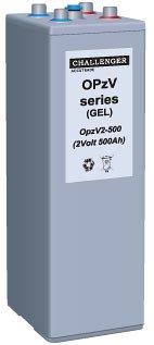 Аккумуляторная батарея Challenger OPzV2-1000