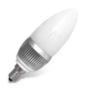 Светодиодная лампа LLL FL-E14-B-4W-02