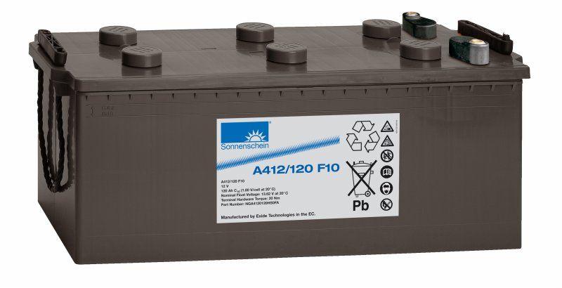 Аккумуляторная батарея SONNENSCHEIN A 412/120.0 F10