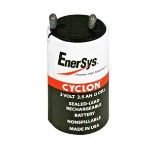 Аккумуляторная батарея EnerSys Cyclon Battery - 2V 2.5AH D Cell