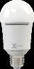 Светодиодная (LED) лампа аварийного освещения X-Flash Bulb E27 EL 10W(10вт),белый свет 4000K, световой поток 900лм, 220V (46065)