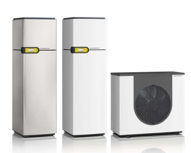 Воздушный тепловой насос WATERKOTTE EcoTouch Ai1 Air 5011.5 Power Inverter