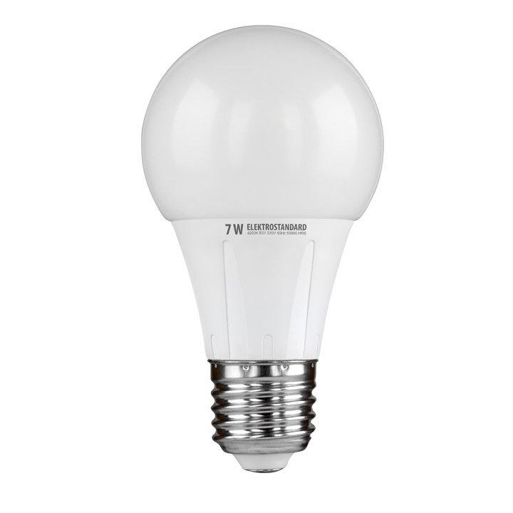 Лампа светодиодная Elektrostandard Classic LED 7W 6500K E27
