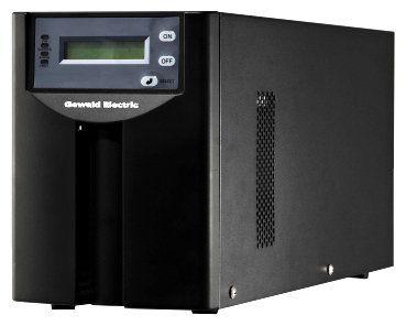 Источник бесперебойного питания Gewald Electric KR3000LCDL(8A)