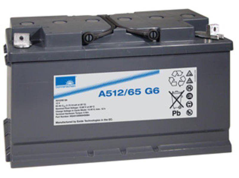 Аккумуляторная батарея SONNENSCHEIN A 512/65.0 G6