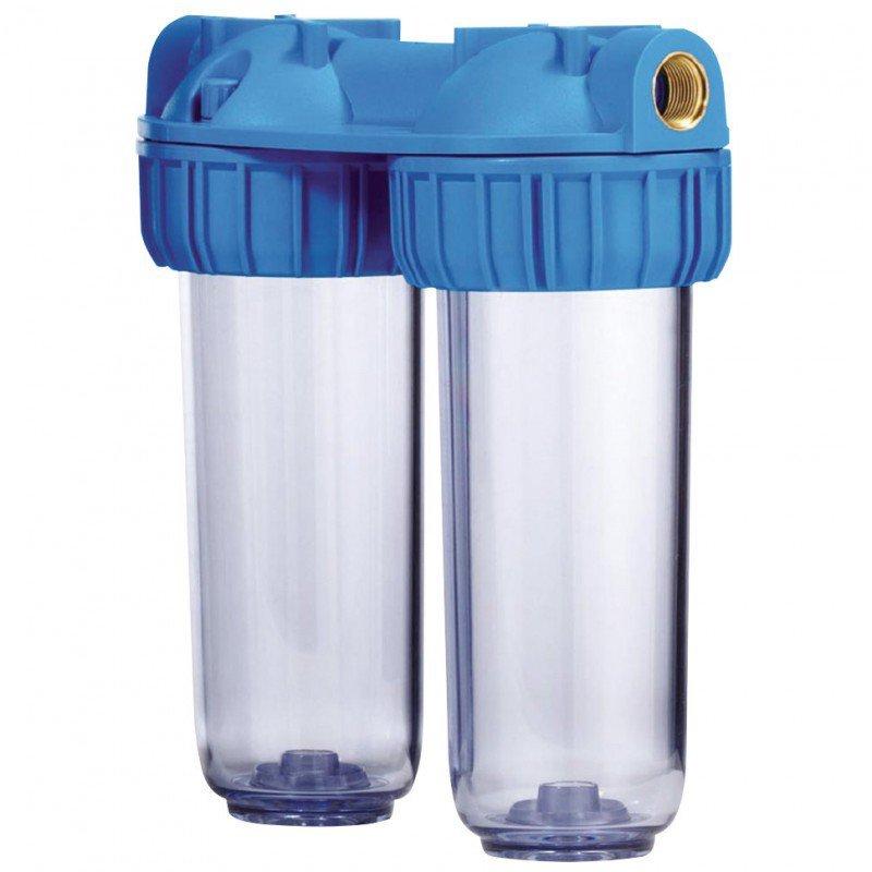 Фильтр для очистки водопроводной воды ATLAS filtri Plus 3P Pet Medium 3-4