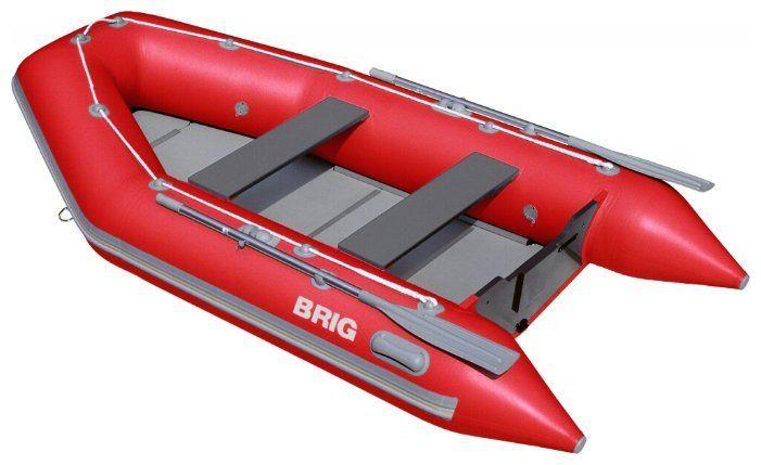 Лодка надувная BRIG B310 серия Baltic
