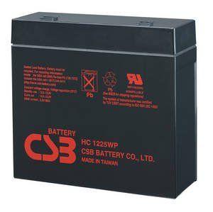 Аккумуляторная батарея CSB HC 1225W