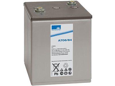 Аккумуляторная батарея SONNENSCHEIN A 706/84