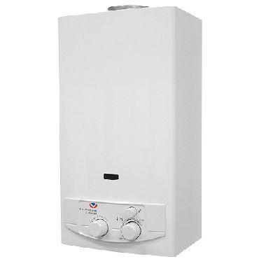 Проточный газовый водонагреватель Chaffoteaux Fluendo 14 CF E