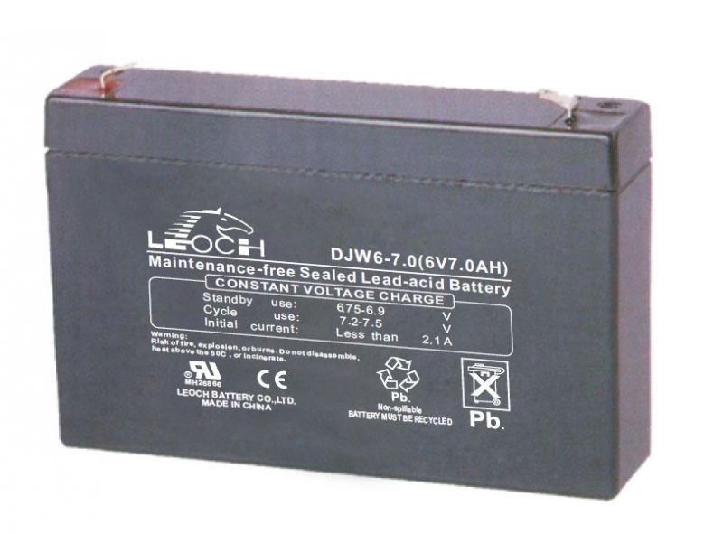 Аккумуляторная батарея Leoch Battery DJW 6-7