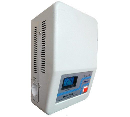 Стабилизатор напряжения RUCELF SDW-3000-D
