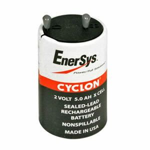Аккумуляторная батарея EnerSys Cyclon Battery - 2V 5.0AH X Cell