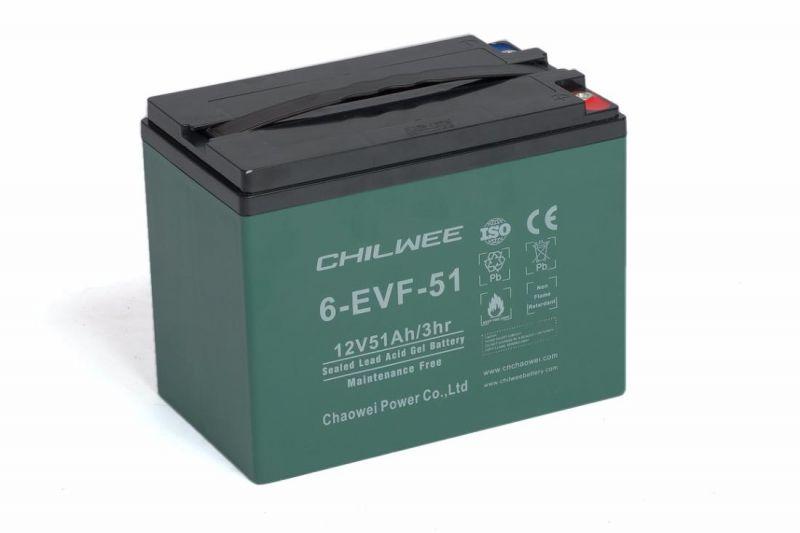 Аккумуляторная батарея Chilwee 6-EVF-51