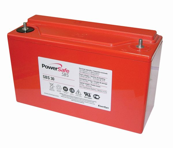 Аккумуляторная батарея EnerSys PowerSafe SBS 30