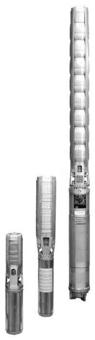Скважинный насос Wilo TWI 4.03-25-B 1~ EM