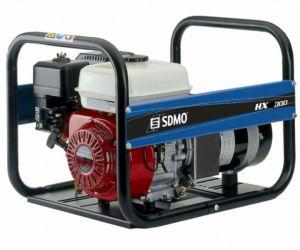 Бензиновый генератор SDMO HXC 6000