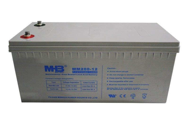 Аккумуляторная батарея MHB/MNB MM200-12