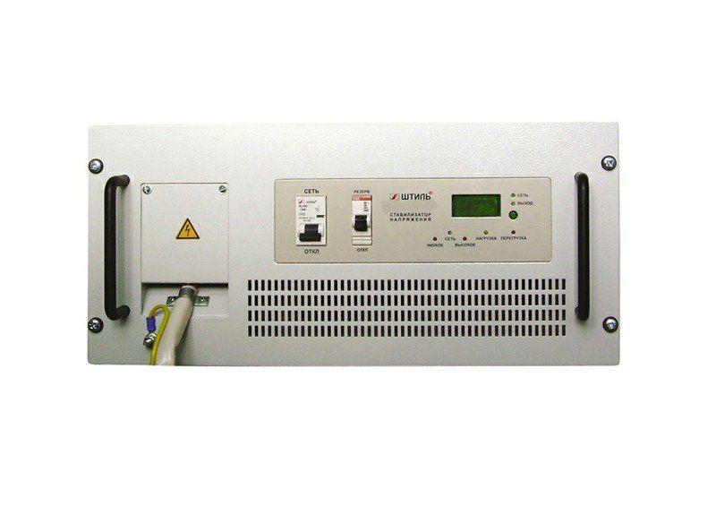 Однофазный стабилизатор напряжения ШТИЛЬ R 4500C