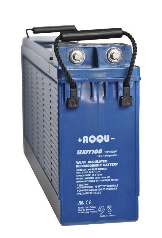 Аккумуляторная батарея AQQU 12XFT100