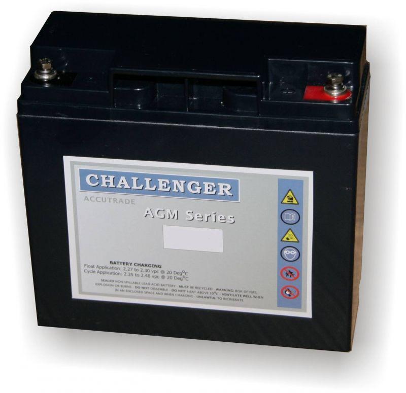 Аккумуляторная батарея Challenger A6-225
