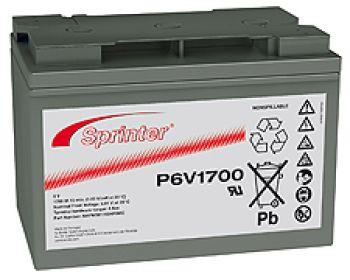 Аккумуляторная батарея SPRINTER P 6V 1700