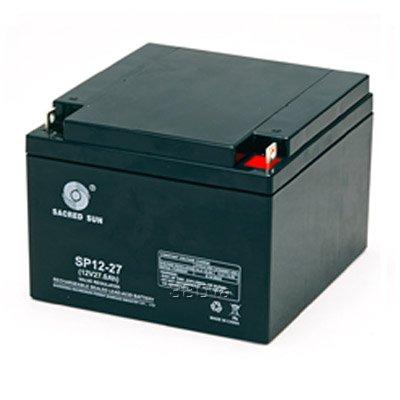 Аккумуляторная батарея Sacred Sun SP12-27