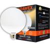 Светодиодная лампа BRAWEX шар 15Вт 3000К G120 Е27 2307A-G120-15L