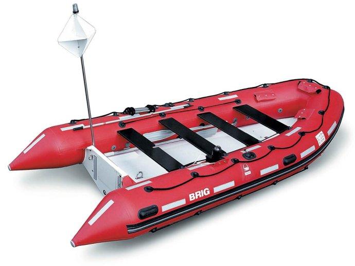 Лодка надувная BRIG F400R серия Rescue