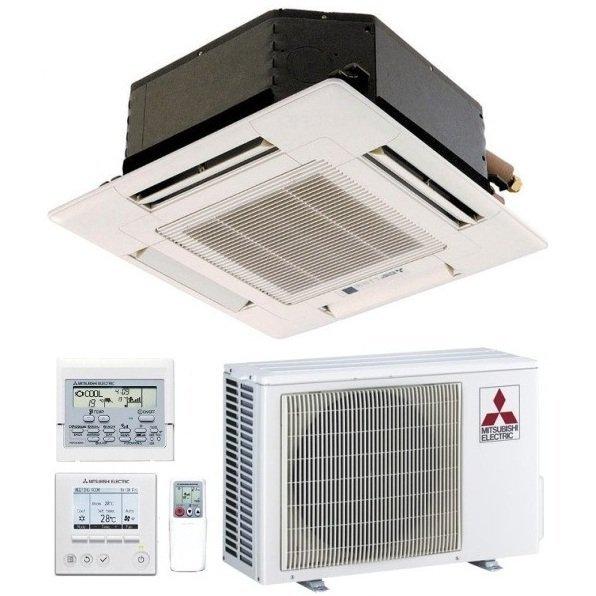 Кассетный кондиционер Mitsubishi Electric SLZ-KA50VAL/ SUZ-KA50VA SLP-2ALW