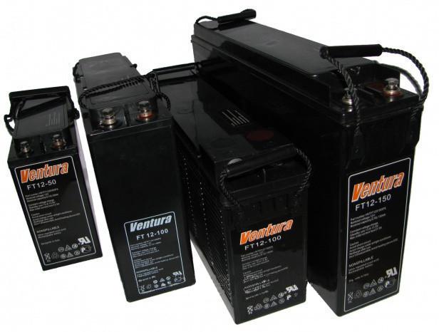 Аккумуляторная батарея VENTURA FT 12-80