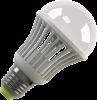 Светодиодная (LED) диммируемая лампа X-Flash Bulb E27 9W(9вт),желтый свет 3000K,световой поток 930лм (42876)