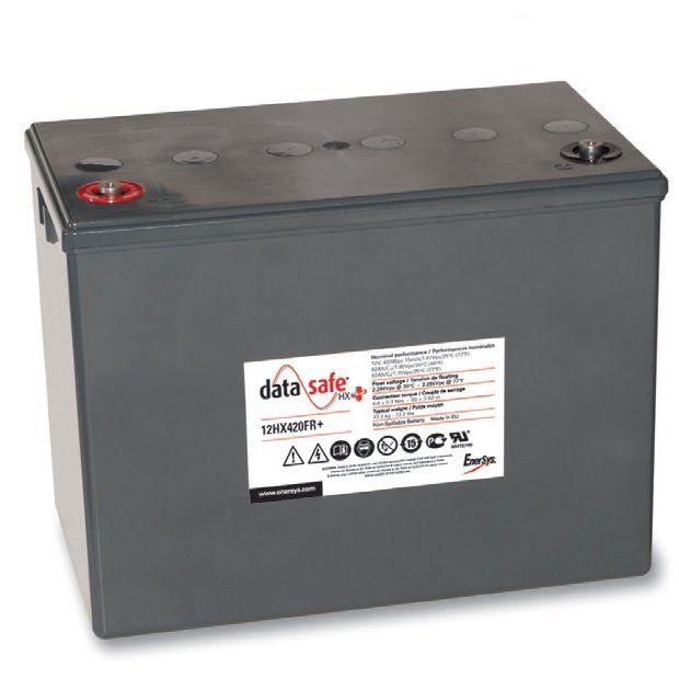 Аккумуляторная батарея EnerSys DataSafe 12HX420FR+