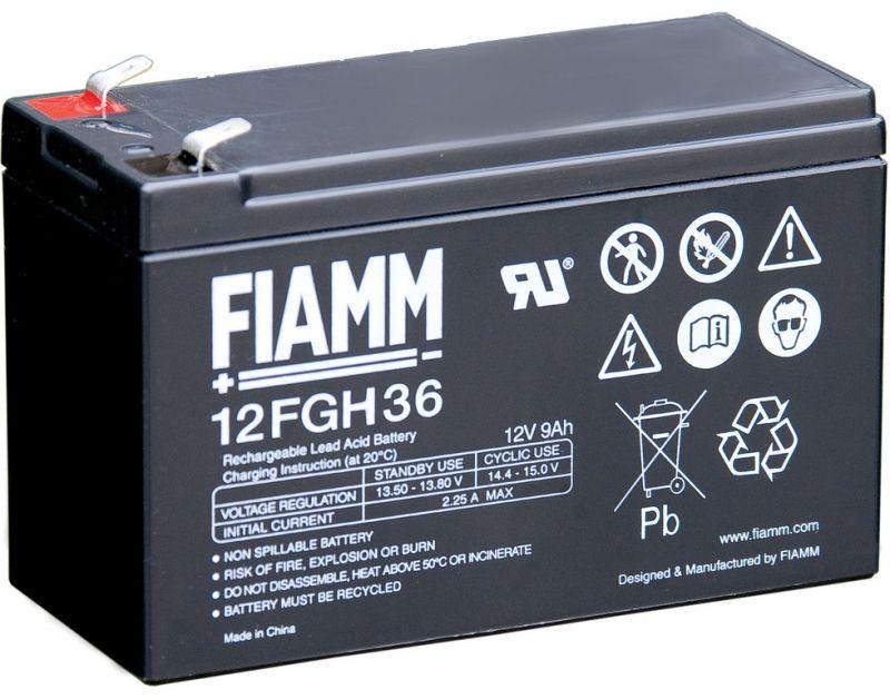 Аккумуляторная батарея FIAMM 12FGH36