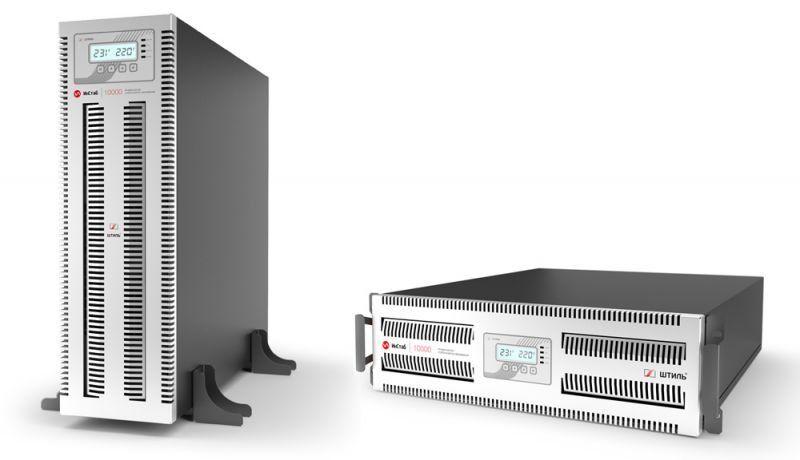 Однофазный стабилизатор переменного напряжения Штиль инверторный IS1110RT