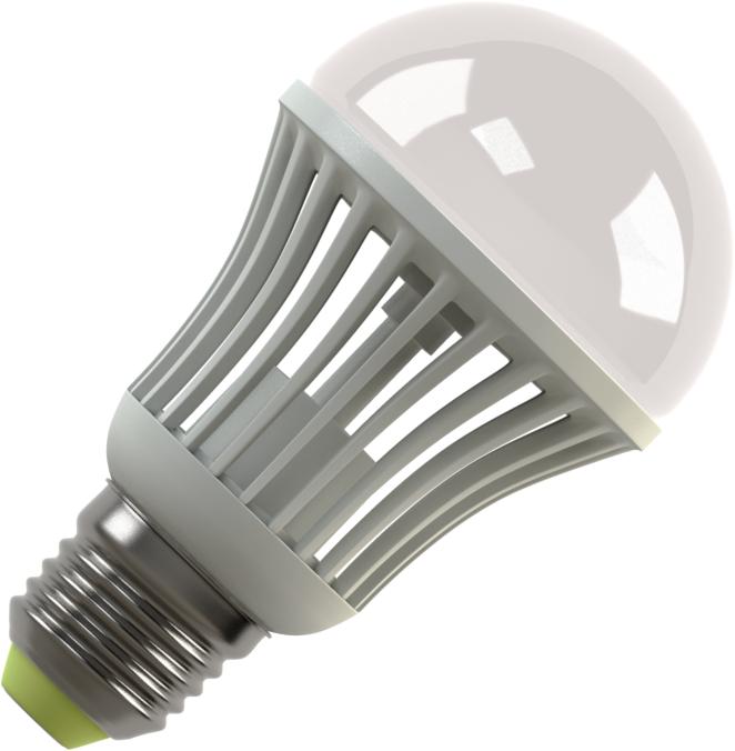 Светодиодная (LED) диммируемая лампа X-Flash Bulb E27 7W(7вт),белый свет 4000K, световой поток 740лм (43224)