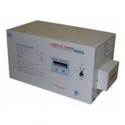 Однофазный стабилизатор напряжения LIDER PS 10000 W-50