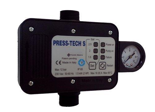 Блок автоматического управления насосами Vmtec PRES-TECH TIME 1.5BAR