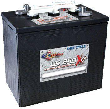 Аккумуляторная батарея U.S.Battery US 250 XC