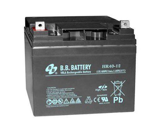 Аккумуляторная батарея B.B.Battery HR 40-12