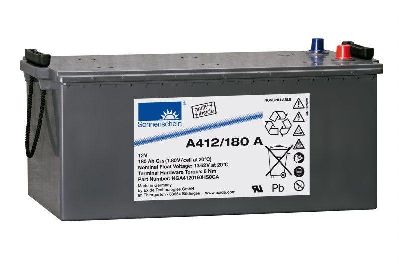 Аккумуляторная батарея SONNENSCHEIN A 412/180.0 A