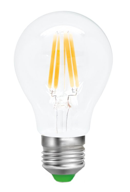 Светодиодная (LED) Лампа FIL Smartbuy-A60-7W/3000/E27 (SBL-A60F-07-30K-E27)