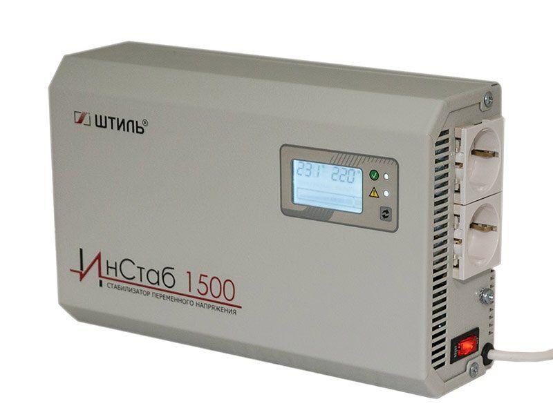 Стабилизатор переменного напряжения инверторный  Штиль R 1500i