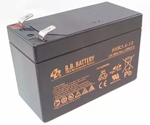 Аккумуляторная батарея B.B.Battery SHR 3.6-12
