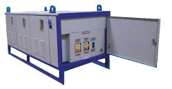 Трехфазный стабилизатор напряжения LIDER PS 100 SQ-S-15