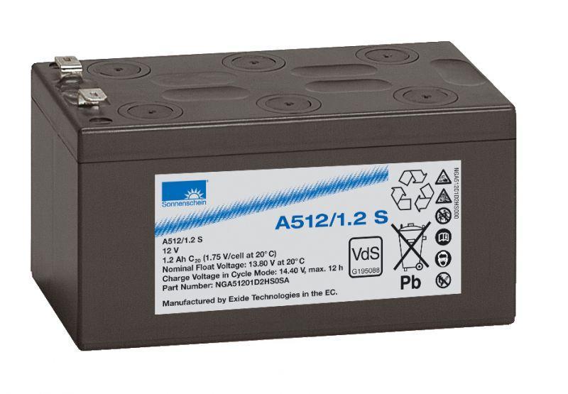 Аккумуляторная батарея SONNENSCHEIN A 512/1.2 S