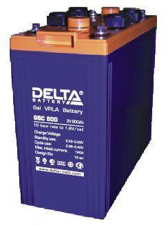Аккумуляторная батарея DELTA GSC 3000