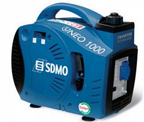 Однофазный бензиновый генератор SDMO NEO 1000