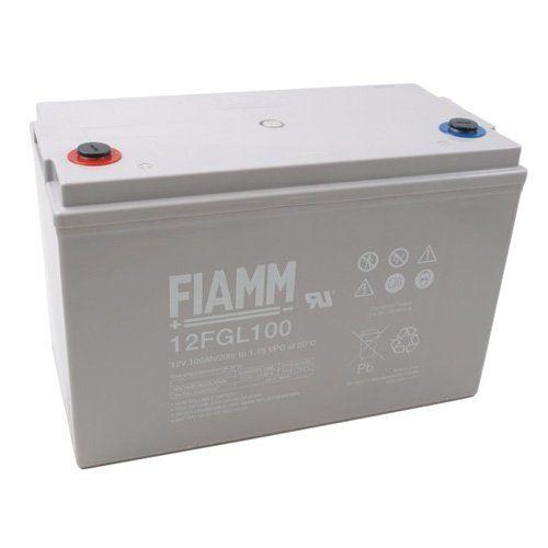 Аккумуляторная батарея FIAMM 12FGL100